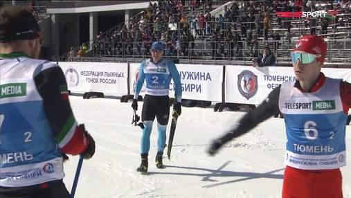 Подрались палками: в России лыжники устроили разборки после финиша – видео