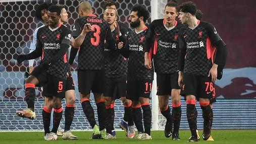 Ліверпуль розтрощив Арсенал та повернувся у боротьбу за путівку у єврокубки: відео