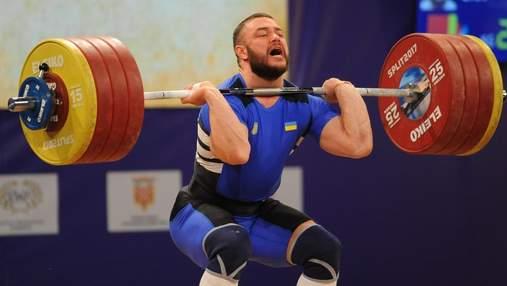 16 украинцев выступят в России на чемпионате Европы по тяжелой атлетике