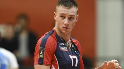 Украинец Плотницкий вышел в финал Серии А