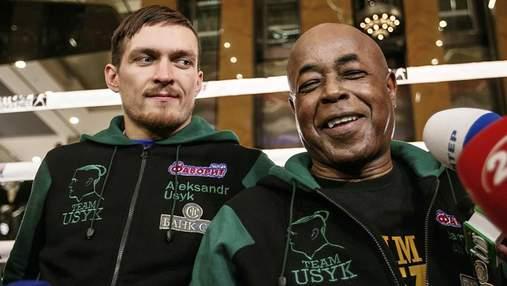 Может быть и поздний нокаут, – экс-тренер Усика дал прогноз на бой с Джойсом