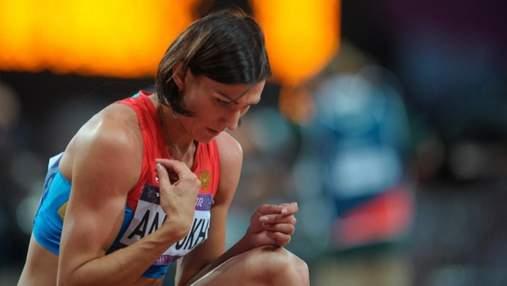 Російських олімпійських чемпіонів Антюх та Сильнова дискваліфікували на чотири роки