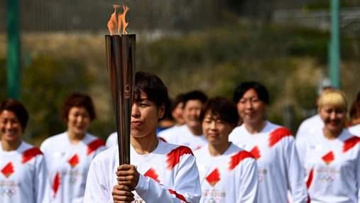 Естафета олімпійського вогню в Осаці скасована через пандемію коронавірусу