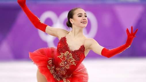 Олімпійська чемпіонка з України Баюл звинуватила росіян у плагіаті: фото