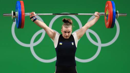 Українка Деха стала абсолютною чемпіонкою Європи з важкої атлетики у Москві