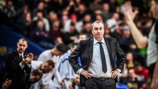 Главный тренер сборной Чехии по баскетболу возглавил украинский клуб