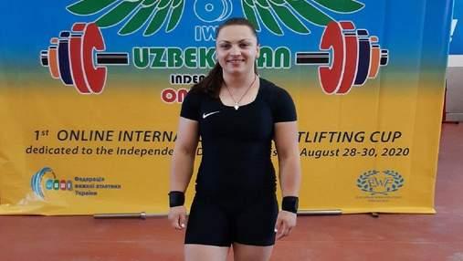 Марущак принесла Україні третє золото на чемпіонаті Європи-2021 з важкої атлетики
