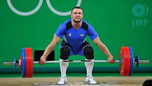 Украинец Чумак выиграл чемпионат Европы по тяжелой атлетике в Москве