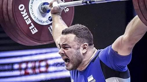 Украина выиграла медальный зачет чемпионата Европы по тяжелой атлетике