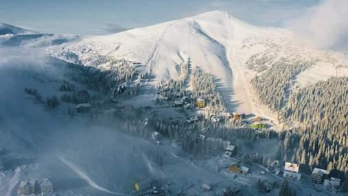 На лыжи в апреле: горнолыжный курорт Буковель снова открылся для туристов