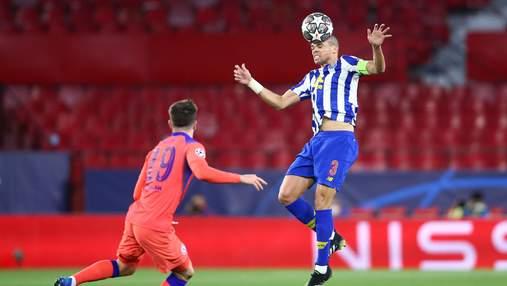 Челси проиграл Порту в компенсированное время, но вышел в полуфинал Лиги чемпионов: видео