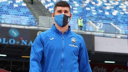 Українець Маліновський визнаний найкращим гравцем Європи за місяць