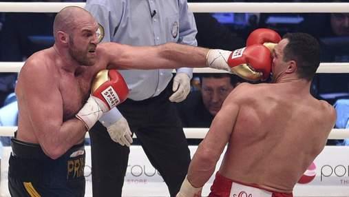 Кличко психологически не был на ринге в бою с Фьюри, – британский боксер