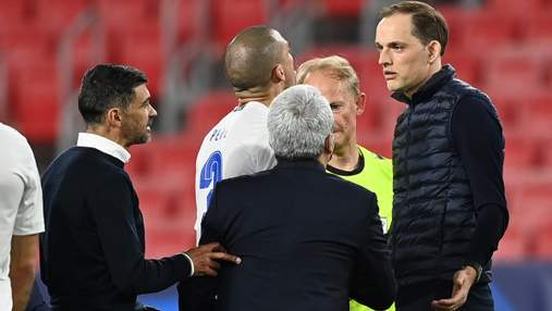 Матч 1/4 фіналу Ліги чемпіонів Челсі – Порту завершився словесною перепалкою тренерів