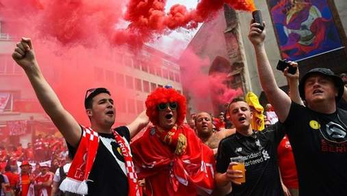Фанати Ліверпуля закидали камінням автобус Реала перед матчем Ліги чемпіонів: відео