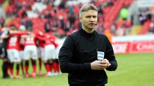 Спроба підкупу: УЄФА відсторонив російського арбітра від футболу