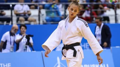 Билодид из-за травмы не смогла выступить в финале Чемпионата Европы и стала вице-чемпионкой