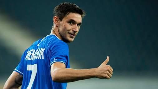 Українським футболістом цікавиться клуб англійської Прем'єр-ліги