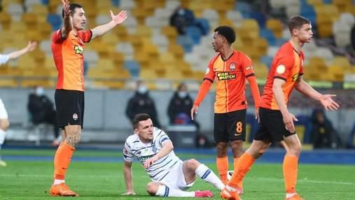 Жодних виправдань, – капітан Шахтаря Степаненко різко відреагував на поразку від Динамо