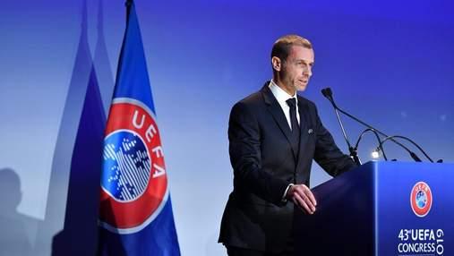 УЄФА не виключить клуби Суперліги з Ліги чемпіонів у цьому сезоні, – ESPN