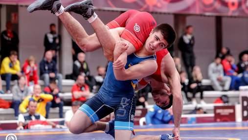 Украинцы Керимов и Никифорук завоевали для Украины первые медали ЧЕ по борьбе