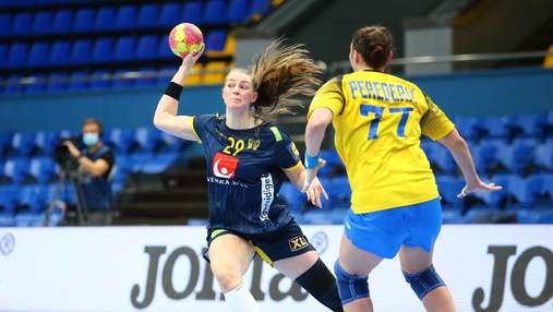 Соперниц Украины в отборе на ЧМ отправили на карантин: Швеция вынуждена выставить дебютанток