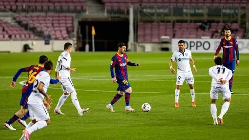 Барселона розгромила Хетафе у матчі з дублем Мессі та двома автоголами: відео