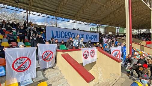 """Даже если Динамо выиграет ЛЧ – с трибун будет звучать """"Lucescu, Go Away"""", – заявление ультрас"""