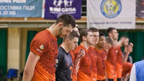 Волейбольный клуб Барком-Кажаны в третий раз стали чемпионами Украины