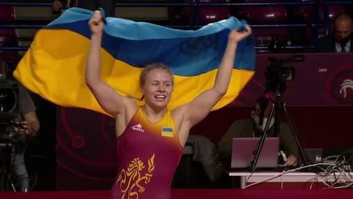 Украинские борчихи получили еще 4 медали в Варшаве, Коляденко и Белинская – чемпионки Европы