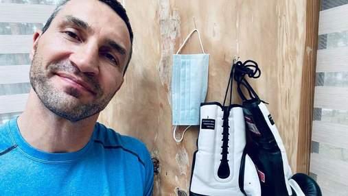 Натяк на повернення: Кличко показав, чим хоче зайнятися після пандемії