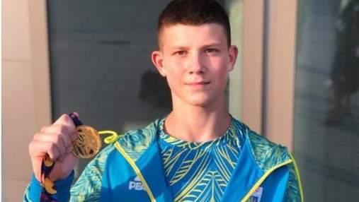 17-річний український вундеркінд Ілля Ковтун сенсаційно завоював медаль чемпіонату Європи