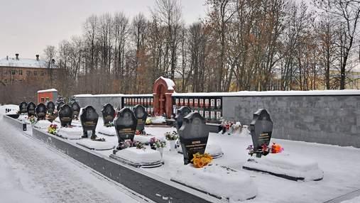 В России вандалы сожгли могилу хоккеиста Локомотива, который погиб в авиакатастрофе