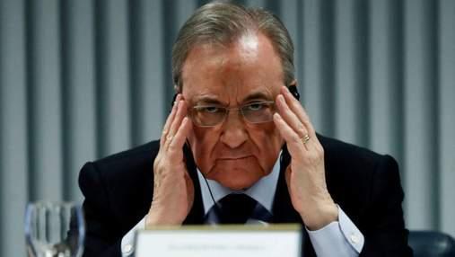 Президент Реалу планує позов проти УЄФА через провал проєкту Суперліги