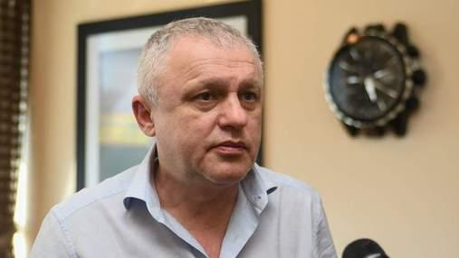 Можно купить машину и квартиру: Суркис шокировал премиальными Динамо за чемпионство