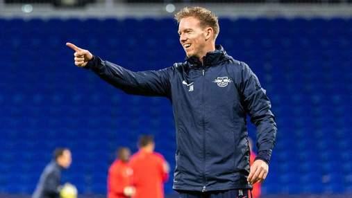 Офіційно: Нагельсманн очолить Баварію після закінчення сезону