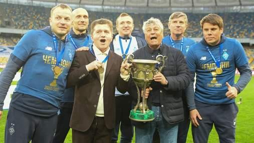 Скільки заробив Луческу після чемпіонства з Динамо: шалена сума