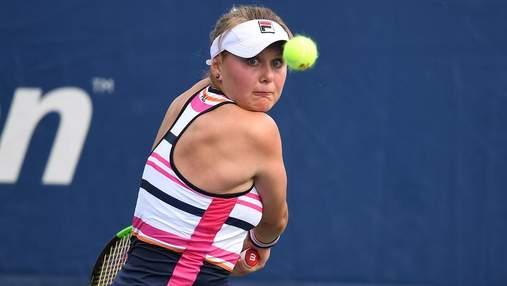 Українка Козлова виграла у фіналі кваліфікації турніру WTA у Мадриді