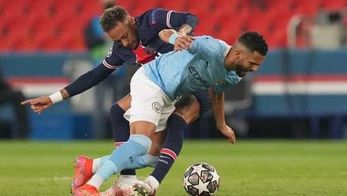 Манчестер Сити – ПСЖ: где смотреть матч Лиги чемпионов