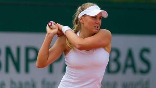 Козлова вслед за Свитолиной покинула соревнования в Мадриде