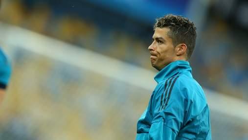 У Роналду пытаются отсудить 65 миллионов евро за изнасилование
