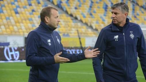 Конспекти Луческу: Гусєв розповів про роботу з тренером Динамо