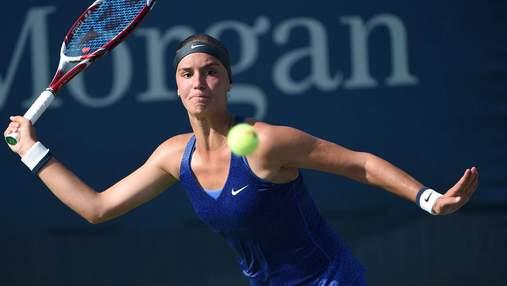 Седьмая победа подряд: украинка Калинина вышла в четвертьфинал турнира ITF в Загребе