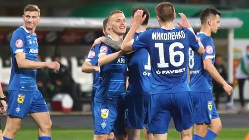 Динамо – Маріуполь: онлайн-трансляція матчу УПЛ