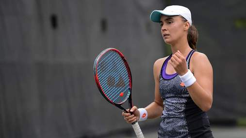 Українка Калініна перемогла росіянку у фіналі тенісного турніру в Хорватії