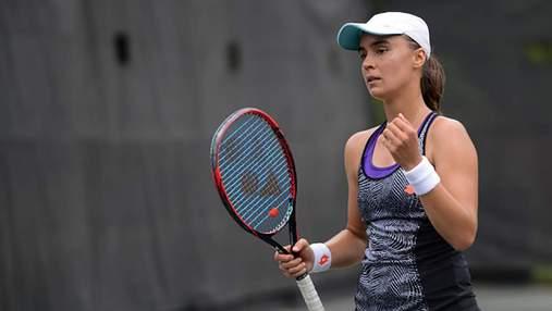 Украинка Калинина победила россиянку в финале теннисного турнира в Хорватии