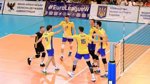 Україна стала співгосподаркою волейбольного Євро-2023