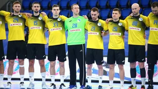 Украина в невероятный способ сумела пробиться на гандбольное Евро-2022