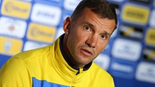 Шевченко рассказал о клубе, который мечтает возглавить