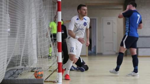 Украинец Шотурма стал лучшим бомбардиром футзальной Лиги чемпионов